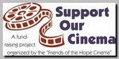 Support Hope Cinema Fundraiser